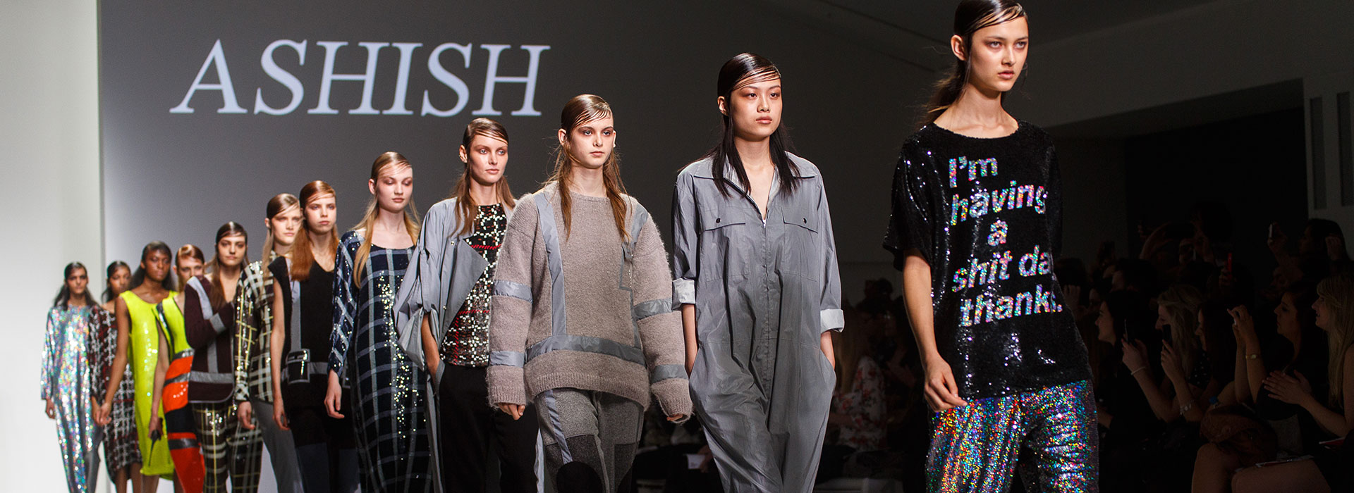 London Fashion Weekend – September 2013