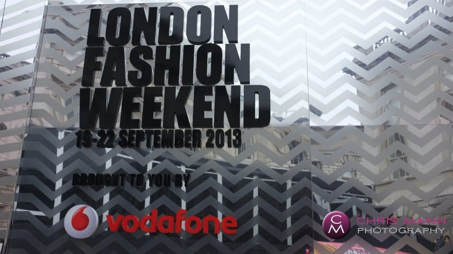 Vodafone London Fashion Week September 2013 (1)