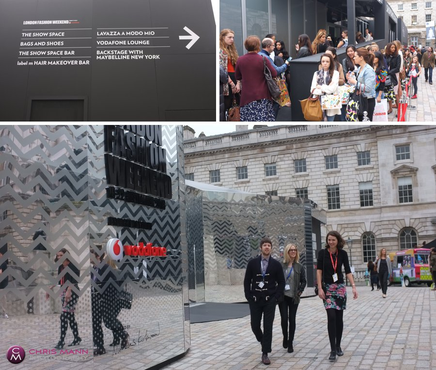 Vodafone London Fashion Week September 2013 (3)
