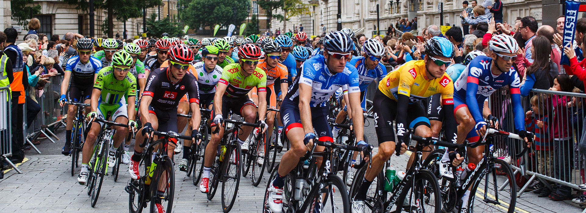 Tour of Britain 2013 cycle race – Stage 8