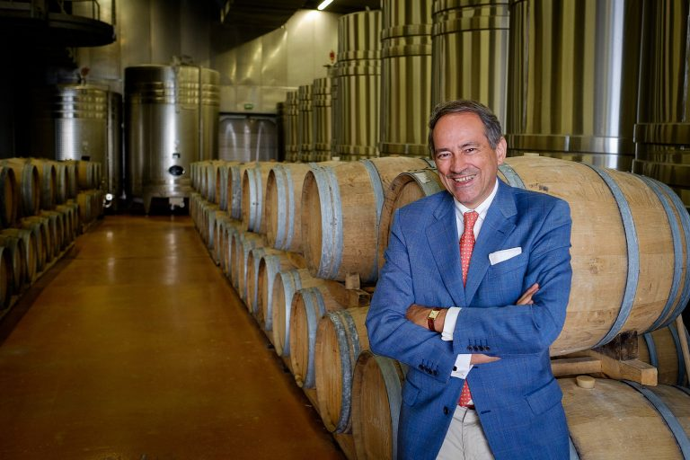 Bruno Paillard CEO champagne house Reims
