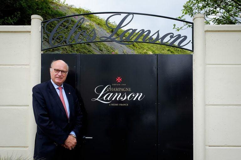Phillippe Baijot President Directeur-General Lanson champagne