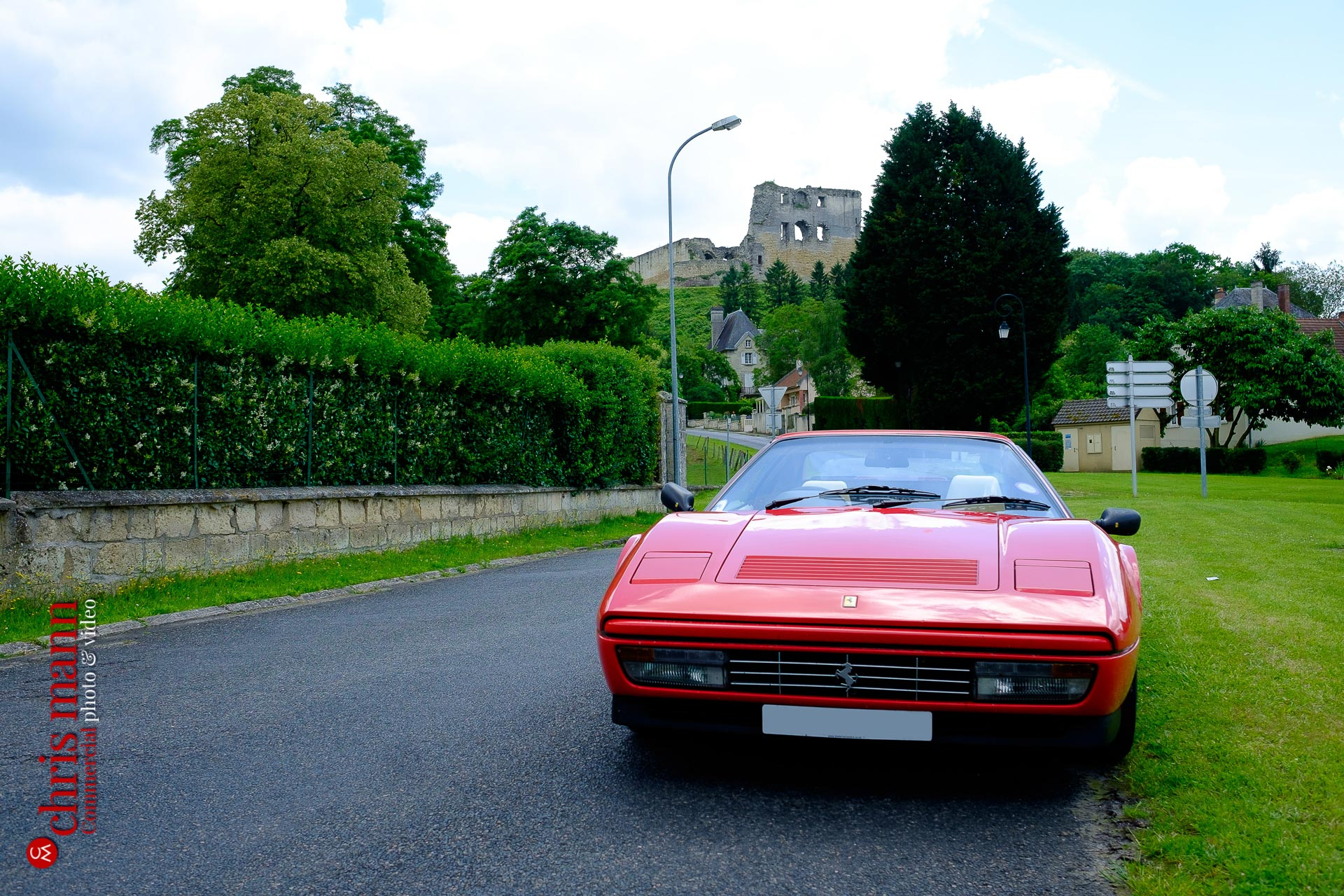 ferrari 328 coucy-le-chateau