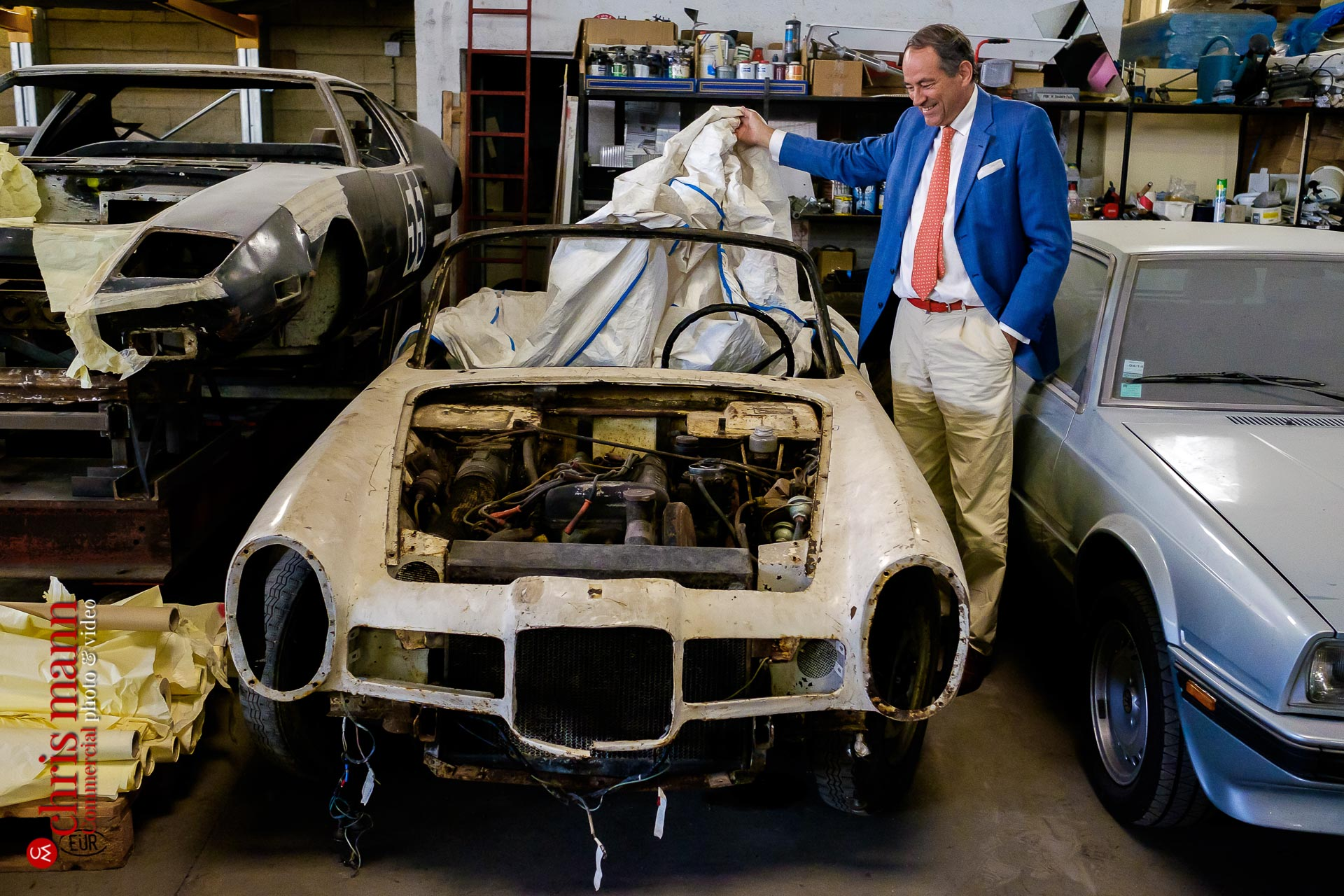 Facel Vega restoration project