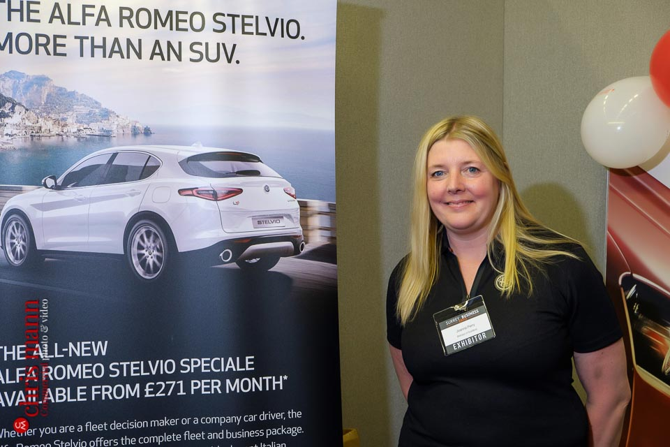 Joanna Perry - Bishop's Guildford - Surrey Business Expo 2018 photos