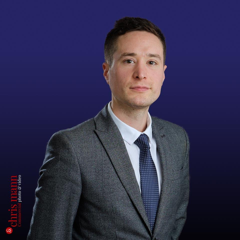 financial adviser headshots