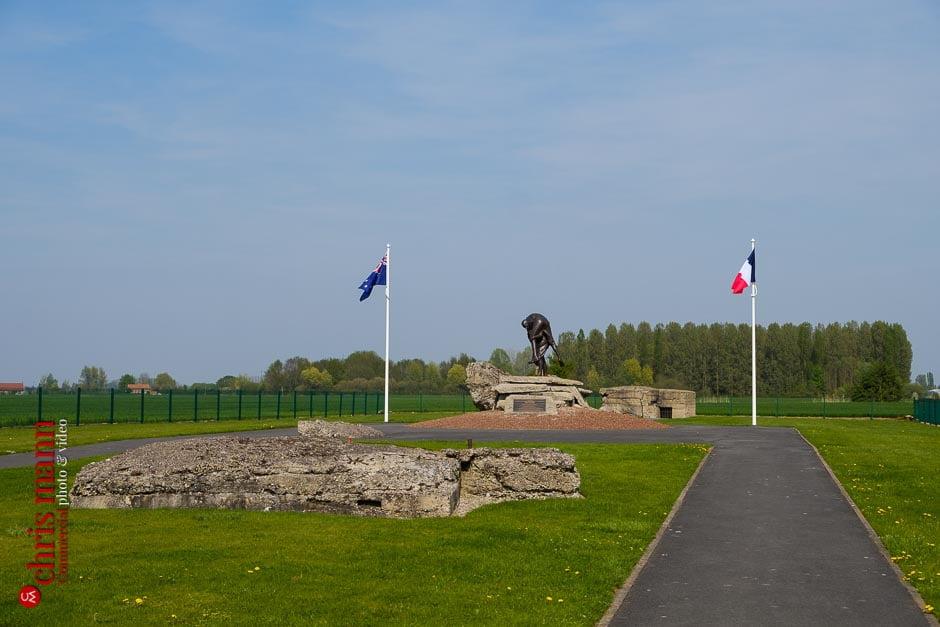 Australian Memorial Park, Fromelles, Nord, France