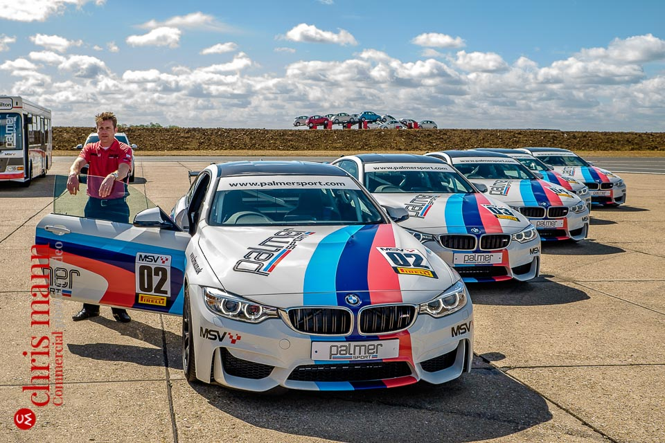 BMW M4 sports cars