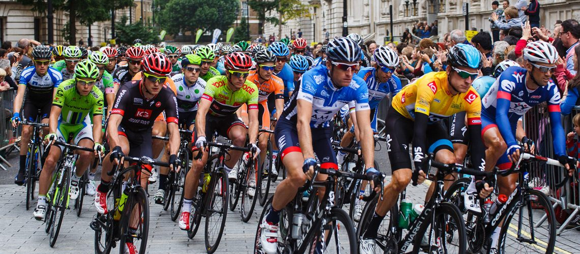 Tour of Britain 2013 stage 8 London
